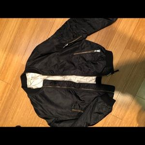 Zara bomber jacket Black XS